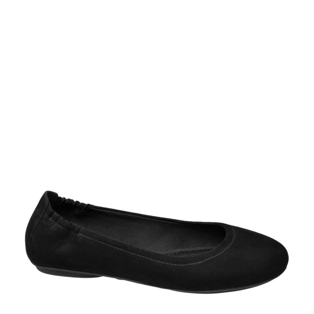 Graceland   ballerina's zwart, Zwart