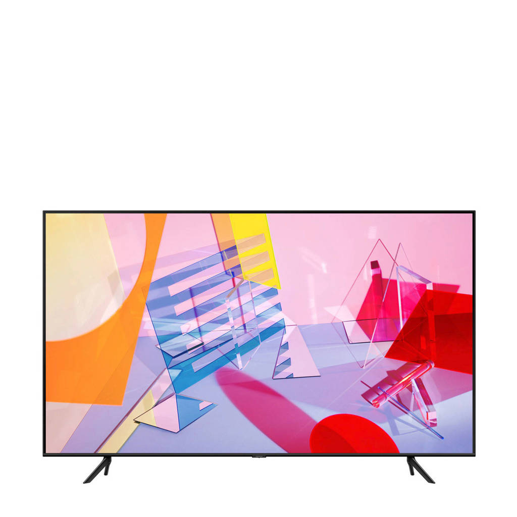 Samsung QE58Q60T 4K Ultra HD TV, Zwart