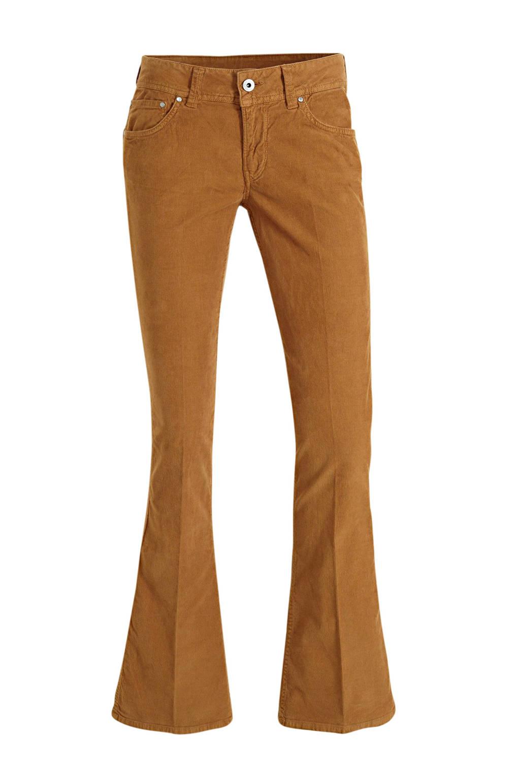 Pepe Jeans corduroy broek NEW PIMLICO goldenochre142, GOLDENOCHRE142