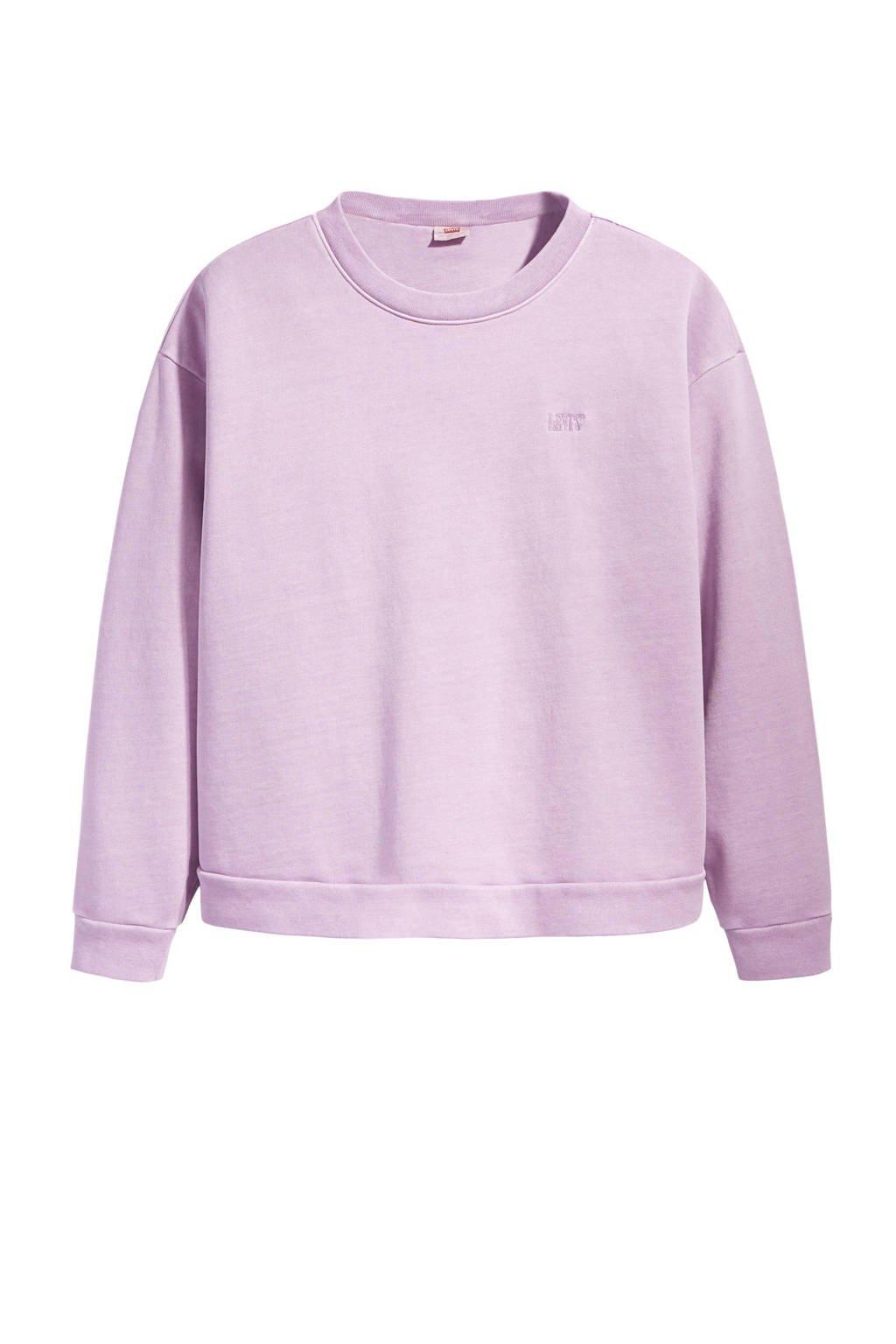Levi's Plus sweater Diana lila, Lila