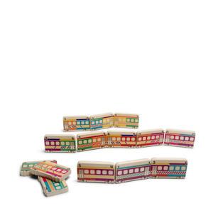 Domino Treinen kinderspel