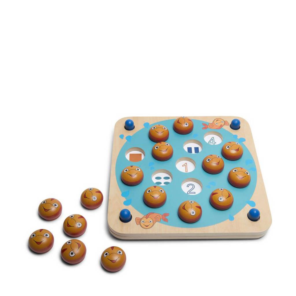 BS Toys Memo Vissen kinderspel