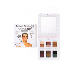 Meet Matte Shmaker oogschaduw palette
