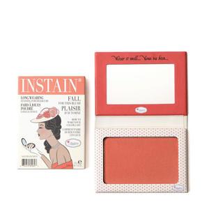 InStain blush - Swiss Dot