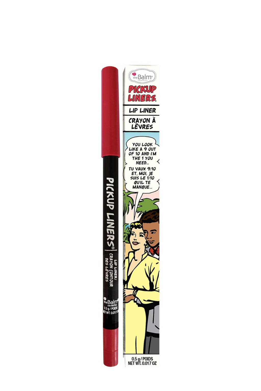 The Balm Pick up lippotlood - The 1 You Need, cool magenta