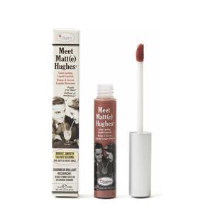 Meet Matte Hughes lippenstift - Committed