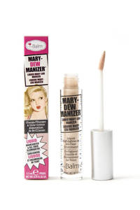 The Balm Mary-Dew Manizer vloeibare highlighter, champagne gold