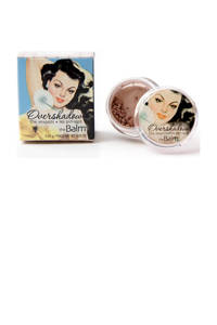 The Balm oogschaduw - If You're Rich, I'm Single, Mauve