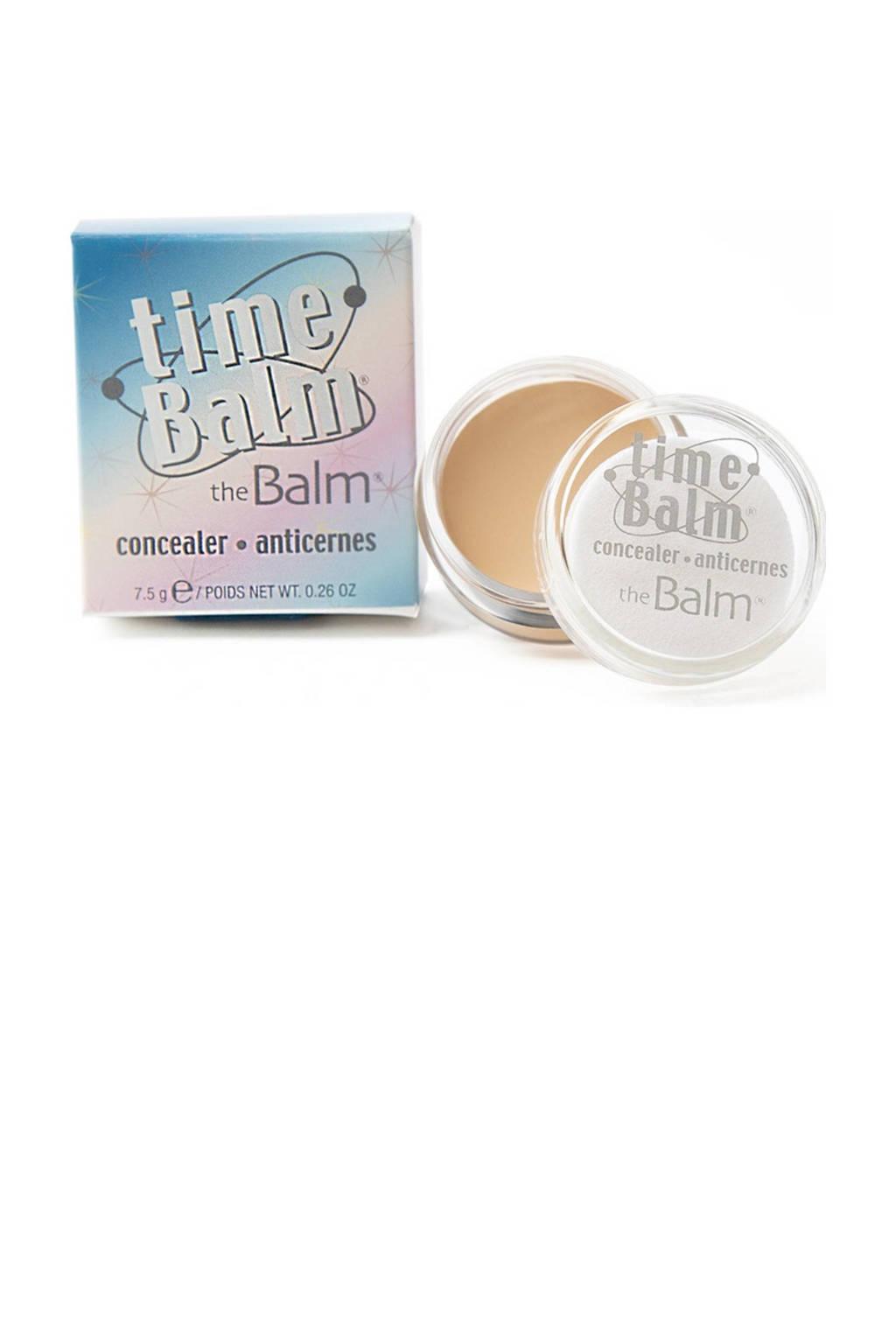The Balm timeBalm concealer - light/medium, Light/medium