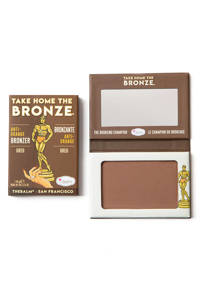 The Balm Take Home the Bronze bronzer - Greg (Dark)