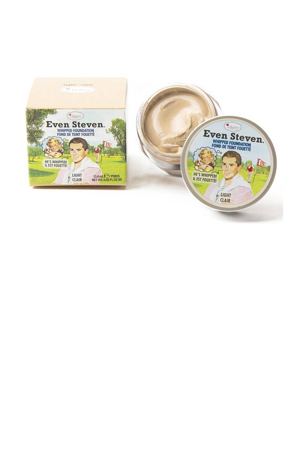The Balm Even Steven foundation - Light
