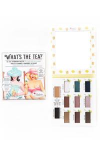The Balm What's the Tea? oogschaduw palette - Ice Tea