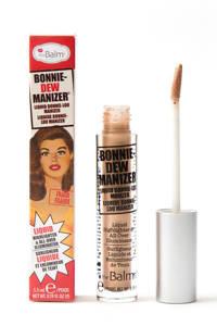 The Balm Bonnie-Dew Manizer bronzer, gold shade