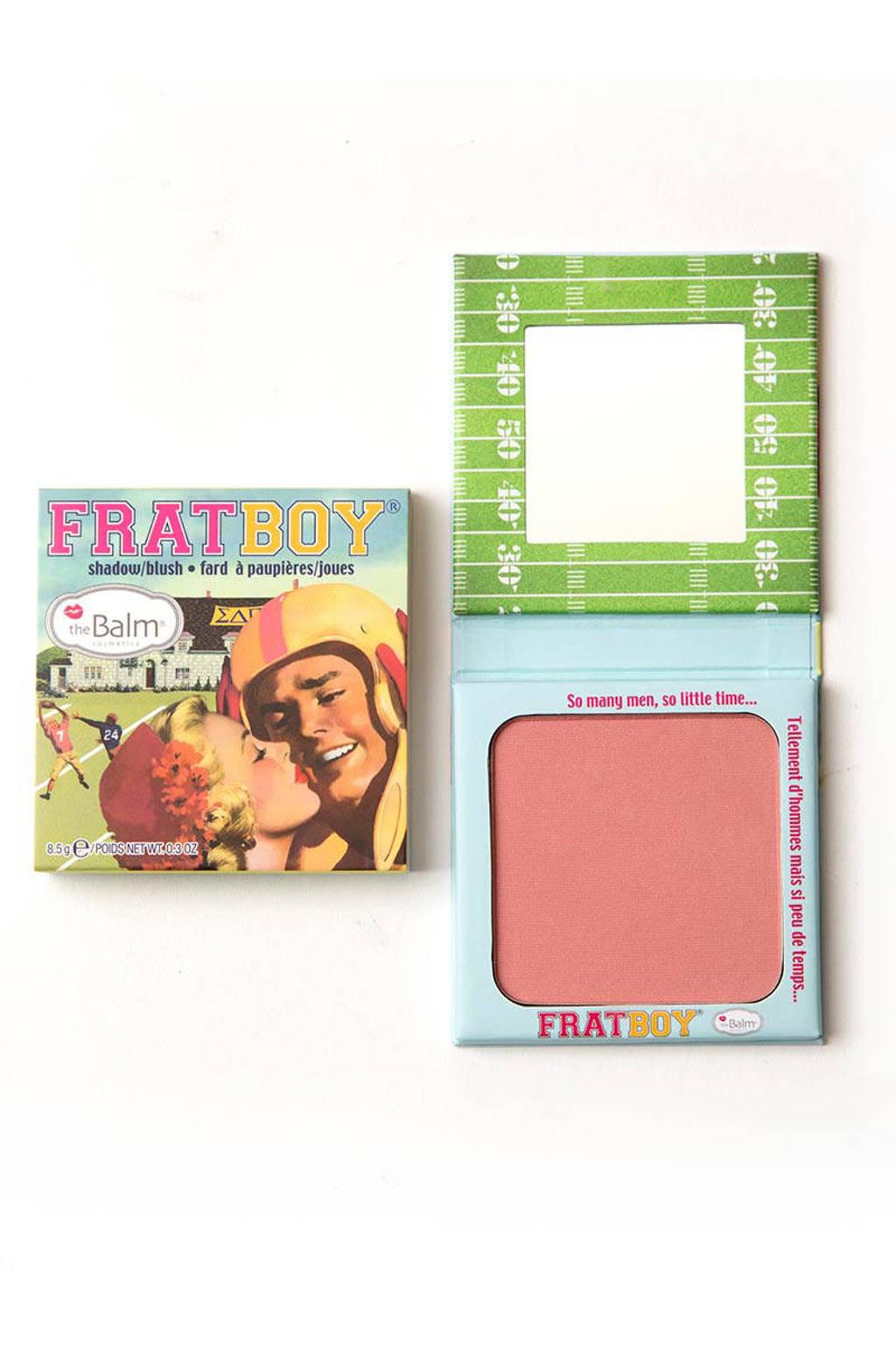 The Balm blush & oogschaduw - Frat Boy, Peach