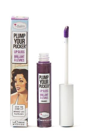 Plump Your Pucker lipgloss - Enhance