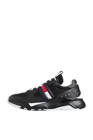 Cool Runner  chunky sneakers zwart