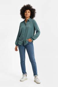 WE Fashion blouse sea green, Sea Green