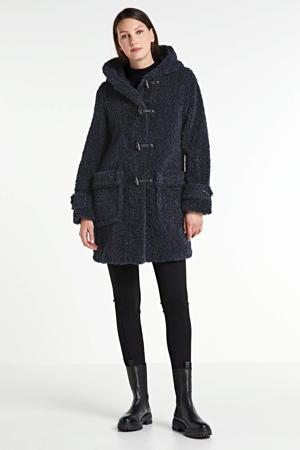 coat dark petrol