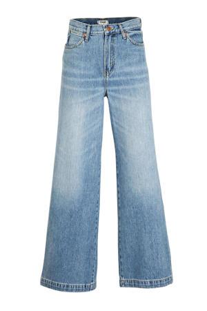 high waist flared jeans Worldwide sunny