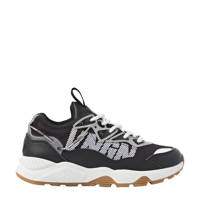 Vingino R-SP-CT  sneakers zwart, Zwart
