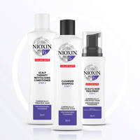 Nioxin Systeem 6 3-delige trial kit - 150 ml +150 ml +50 ml