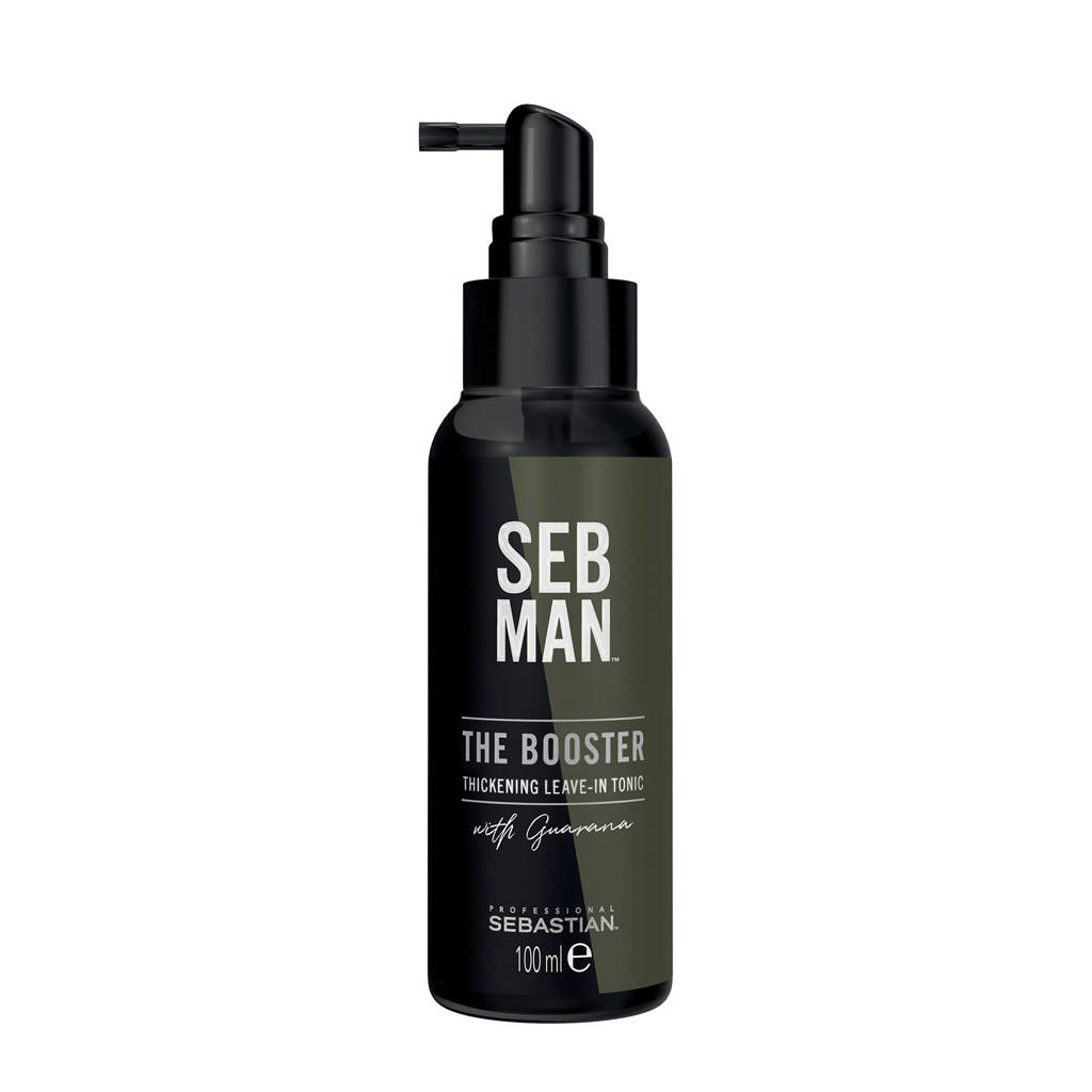 SEB MAN THE BOOSTER leave-in tonic - 100 ml