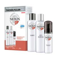 Nioxin Systeem 4 3-delige trial kit - 150 ml +150 ml + 40 ml