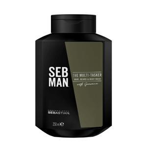 THE MULTITASKER shampoo - 250  ml