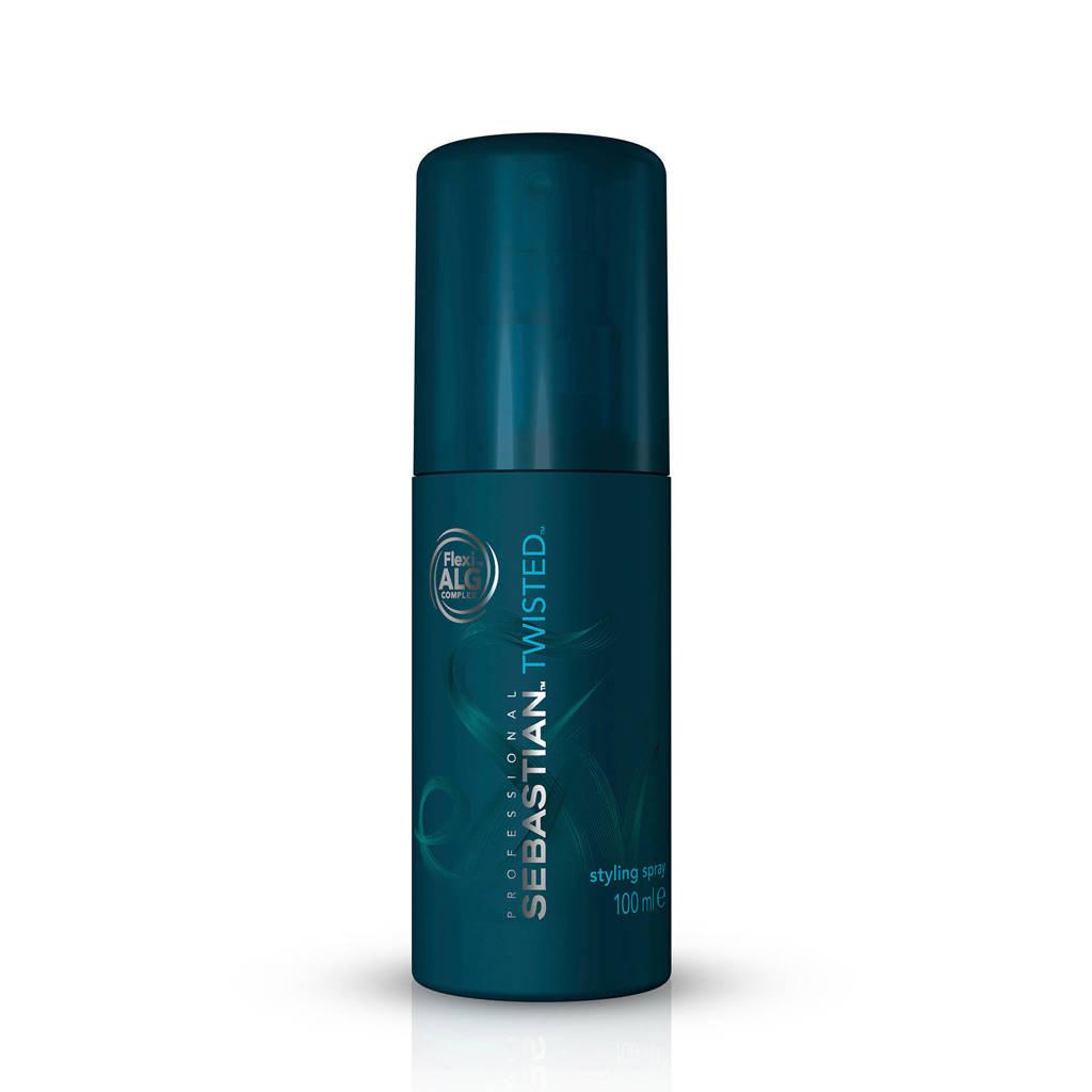 Sebastian Professional Twisted Curl Reviver haarspray voor krullen - 100 ml