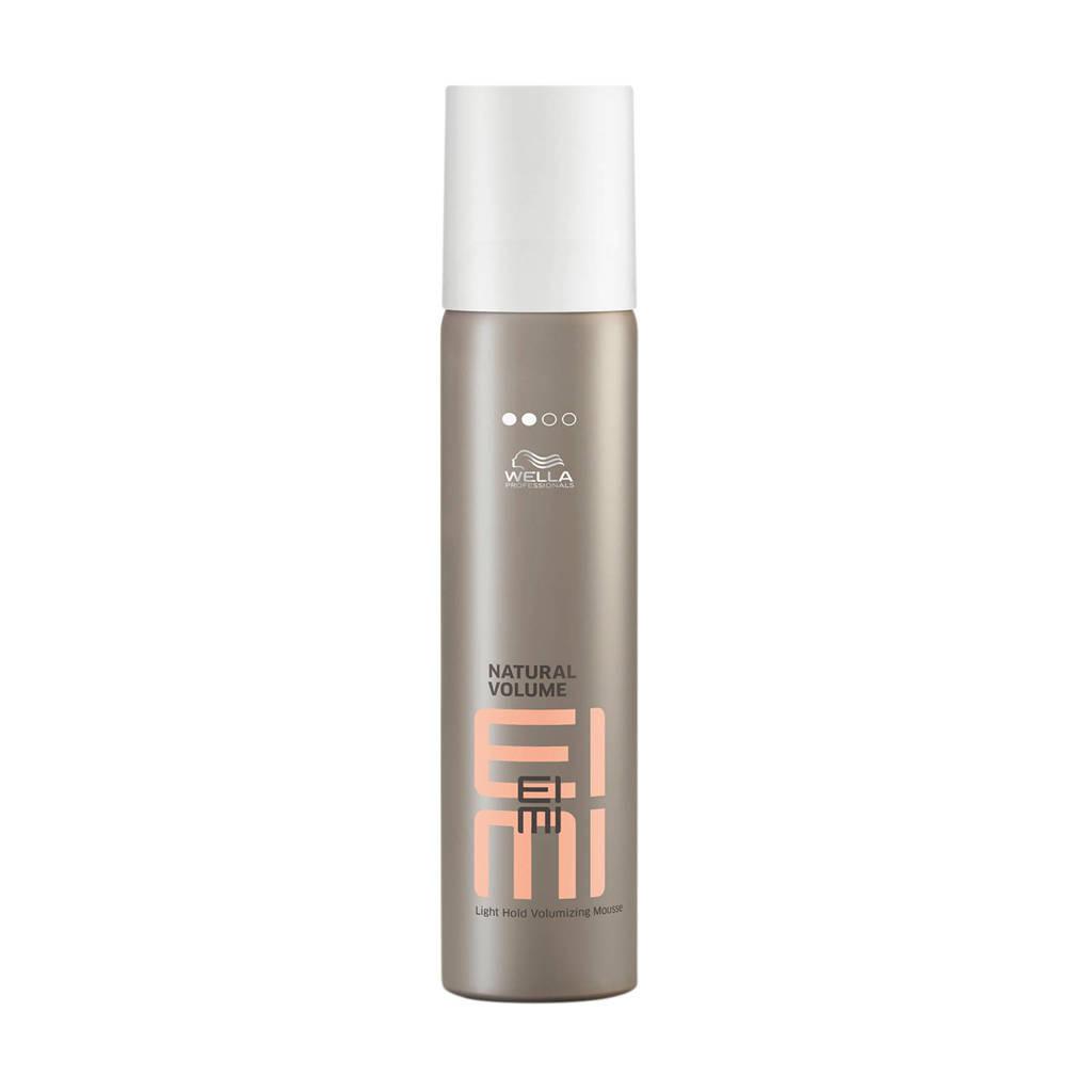 Wella Professionals EIMI Natural Volume haarmousse - 75 ml