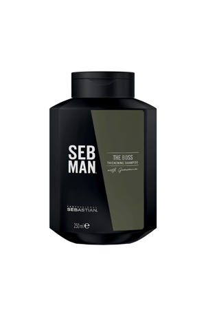 THE BOSS shampoo - 250 ml
