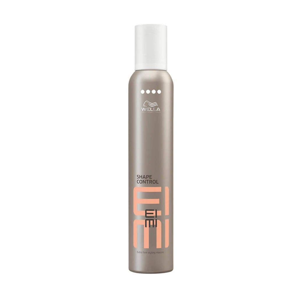 Wella Professionals EIMI Shape Control haarmousse - 300 ml