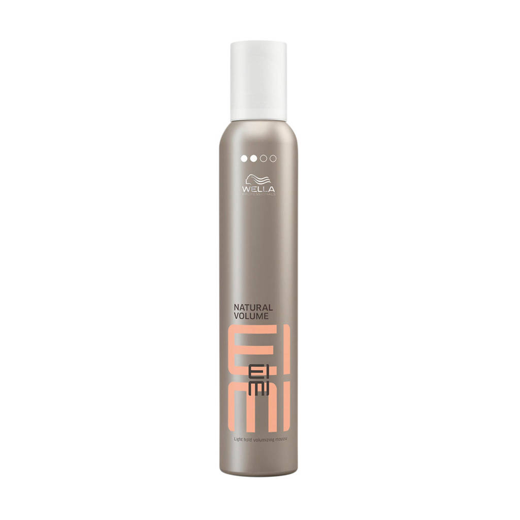 Wella Professionals EIMI Natural Volume haarmousse - 300 ml