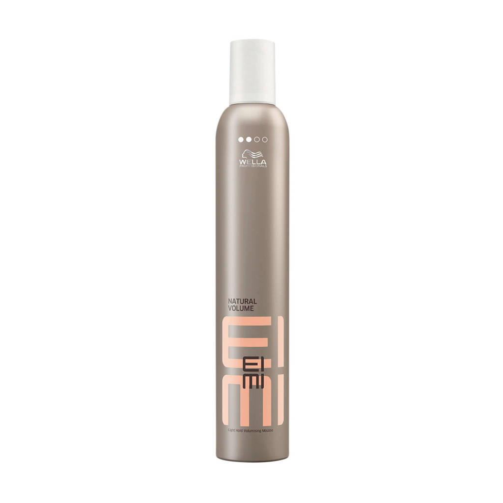 Wella Professionals EIMI Natural Volume haarmousse - 500 ml