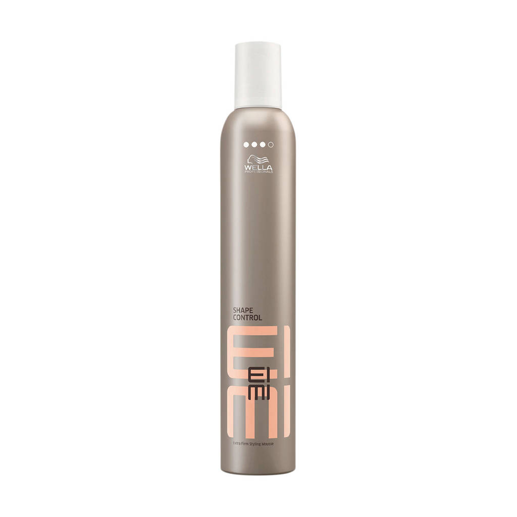 Wella Professionals EIMI Shape Control haarmousse - 500 ml