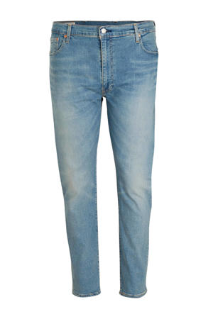 512 tapered fit jeans pelican rust