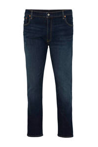 Levi's Big and Tall tapered fit jeans 502 dark denim, Dark denim