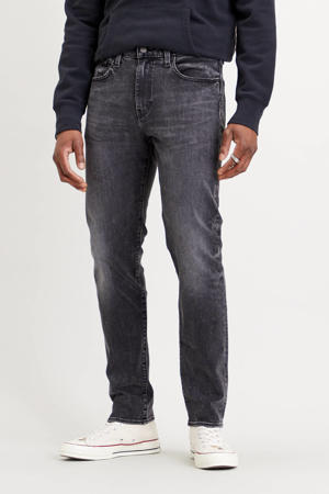 502 tapered fit jeans Plus Size zwart
