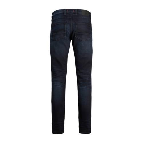 JACK & JONES JEANS INTELLIGENCE slim fit jeans Glenn dark denim