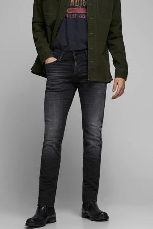 slim fit jeans Glenn zwart