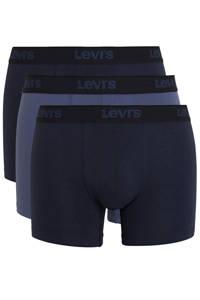 Levi's boxershort (set van 3), Blauw