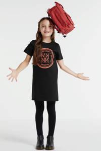 NIK&NIK T-shirtjurk met printopdruk zwart, Zwart