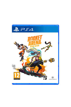 Rocket Arena: Mythic Edition (PlayStation 4)