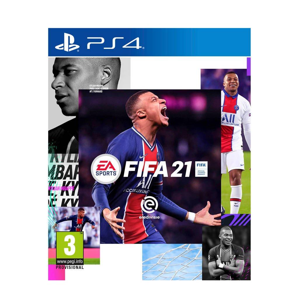 FIFA 21 Standaard Editie (PlayStation 4)