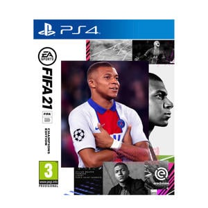 FIFA 21 Champions Editie (PlayStation 4)