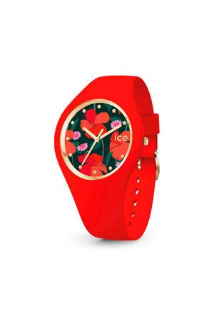 Flower horloge IW017577 (40 mm) rood