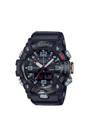 Mudmaster Superior horloge GG-B100-1AER zwart