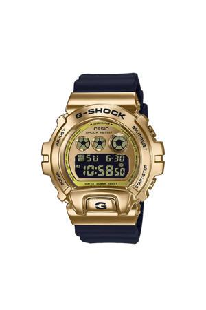 Premium horloge GM-6900G-9ER zwart/goud