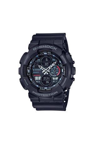 horloge GA-140-1A1ER zwart