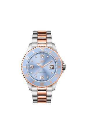 ICE-Steel Bicolor horloge IW016770 (40 mm) zilver